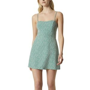 French Connection Eloa Sweetheart Mini Dress